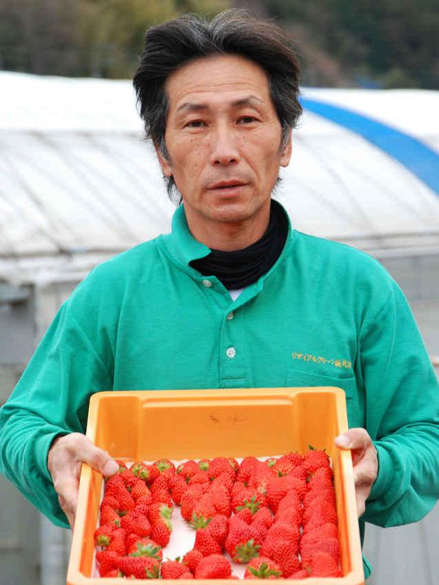 こんにちは、オーナーの松井清です。